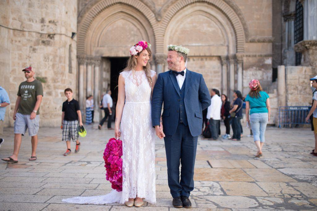 wedding in israel